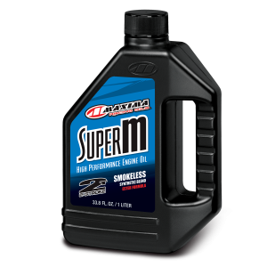 Maxima Oils - Super M - Liter/33.8oz