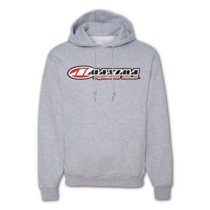 Maxima Oils - Maxima Pullover Hoodie - Heather Grey, L