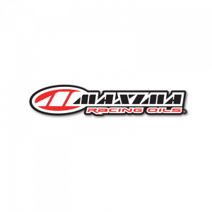 Maxima Oils - Maxima Logo Decal - 6'' Inches
