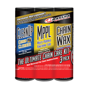 Maxima Oils - Chain Wax Chain Care Combo Kit