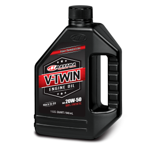Maxima Oils - V-Twin Full Synthetic - 1qt/946ml