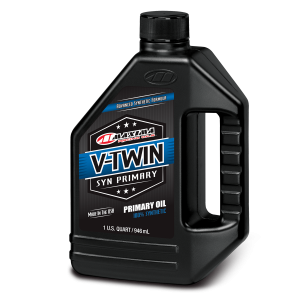 Maxima Oils - V-Twin Synthetic Primary Oil - 1qt/946ml