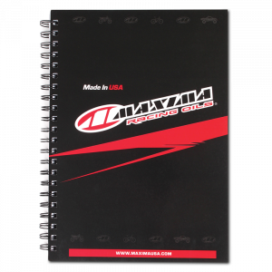 Maxima Oils - Spiral Notebook A4