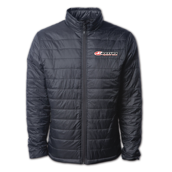 Maxima Oils - The Independent Puffy Jacket - Black, S
