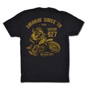 Maxima Oils - Smokin' Since '79 (Fitted) - L - Image 2